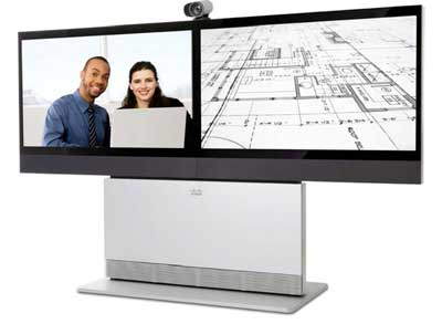 Cisco Telepresence Profile 55″ | VideoCentric | Gold UK ...