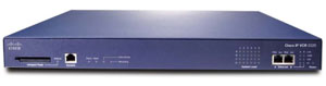 Cisco TelePresence IP VCR 2200 Series front view