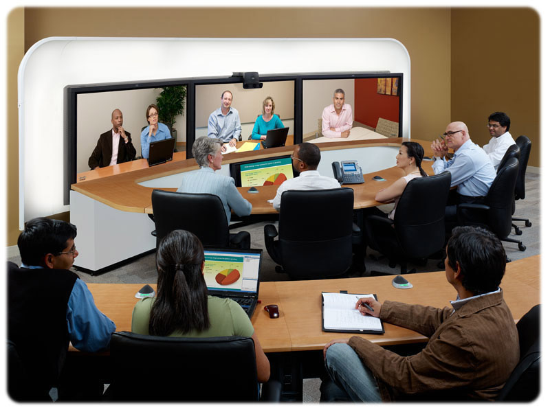 Cisco Telepresence System 3210 Videocentric The Uk S