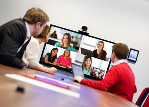 Video Conferencing Solutions for Small Rooms & Huddle Spaces ...
