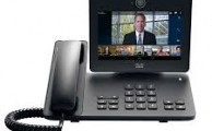 Cisco DX650 IP Phone with Video thumbnails