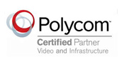 Polycom Certified Video Conferencing and Video infrastructure Partner UK