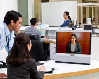 Cisco Telepresence at the Desktop