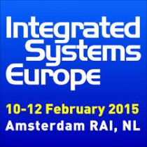 ISE 2015, Amsterdam, 10th to 12th of February 2015.