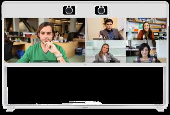 Cisco MX800 using Cisco Collaboration Meeting Room Cloud