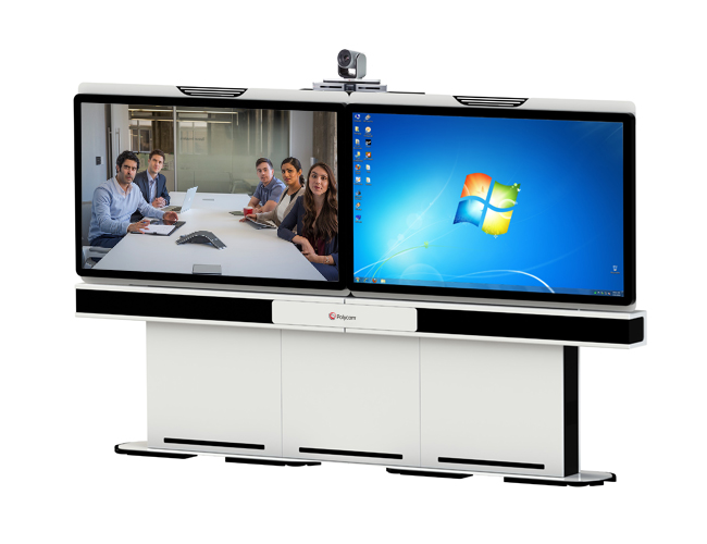 Polycom Launches The Realpresence Medialign All In One