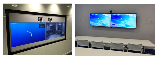 VideoCentric Installations of Cisco MX700 and Polycom RealPresence
