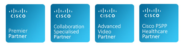 VideoCentric's Cisco Accreditations