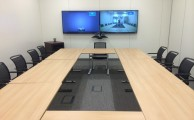 Video Conferencing Boardroom Installation