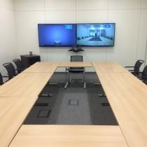 Video Conferencing Boardroom Installation