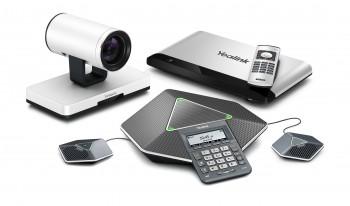 Yealink VC120 12x camera with Yealink Phone