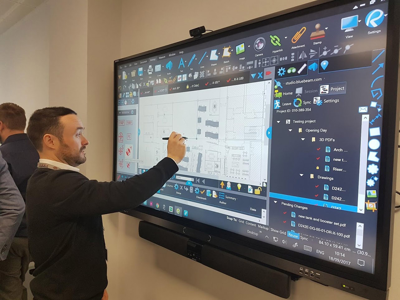 Avocor-collaboration-whiteboard