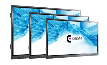 Avocor E Series displays