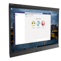 Avocor W6555 with Microsoft Teams