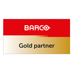 Barco Gold Partner UK