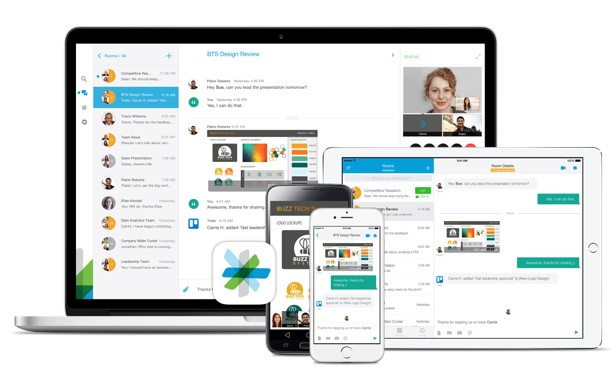 Cisco Spark App