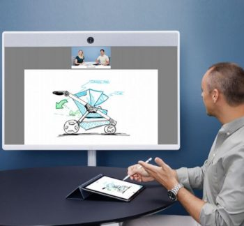 Cisco Spark Room Video Collaboration System