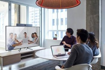 Cisco Spark Room Kit in Small Meeting Room