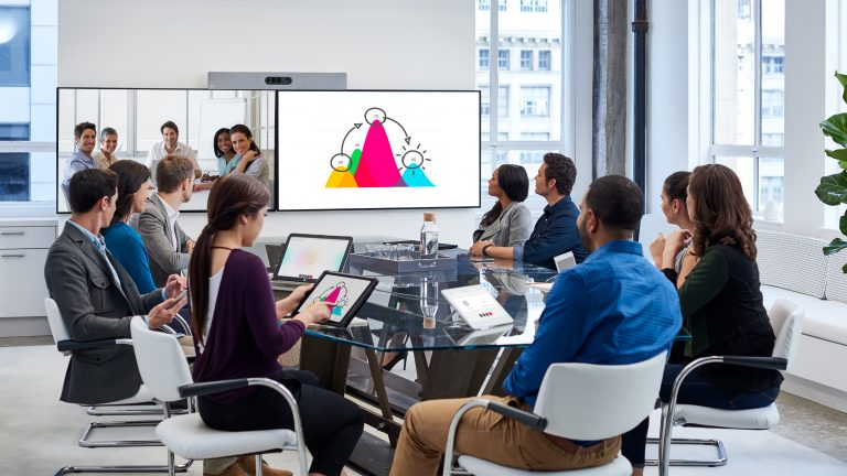 New Cisco Spark Room Kit Innovations Announced