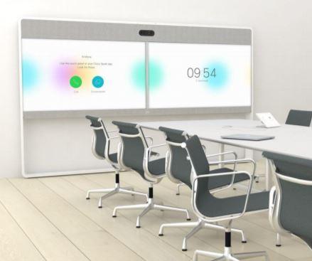 Cisco Webex Room 70 G2 Videocentric Gold Uk Partner