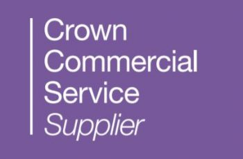 Crown Commercial Service Supplier Logo VideoCentric