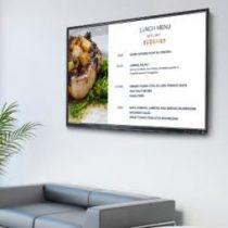 Zoom Rooms Digital Signage