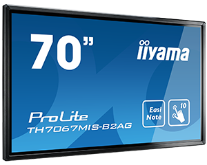 """Iiyama 70"""" LCD Display"""