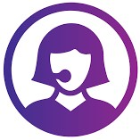 purple-female-tech-it-support-icon