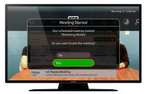 Lifesize Calendar Meeting Notification