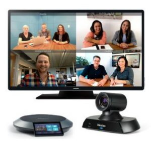 Lifesize Icon 450 with Touch Phone HD and 4 way multipoint
