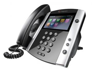 Polycom VVX 600 series phone