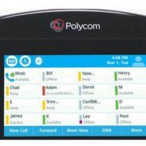 Polycom VVX 610 Touch Screen