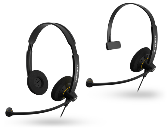 Sennheiser Culture Series SC30 and SC60 headsets