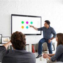 Cisco Sparkboard in meeting