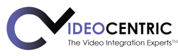 VideoCentric Logo with no background